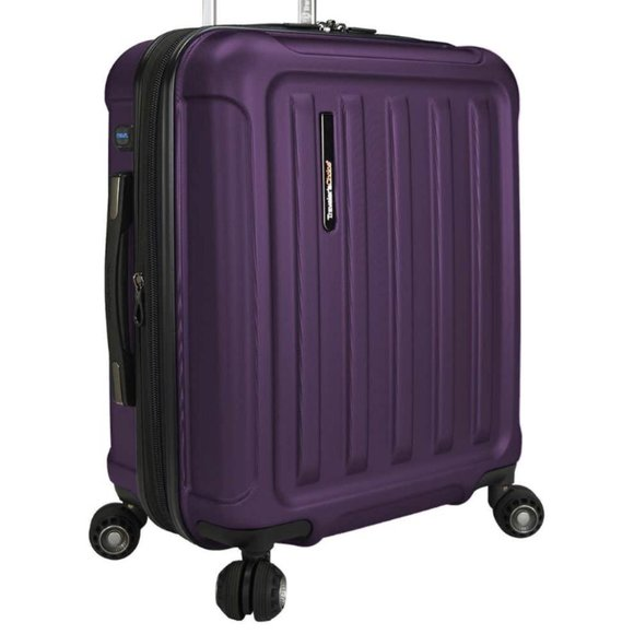 """The Art of Travel 20"""" Carry-On Expandable Spinner"""